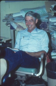 Photo of Dr. Mount