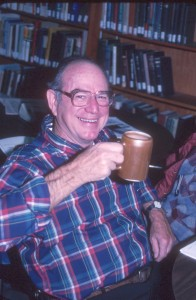 Photo of Dr. Dan Speake